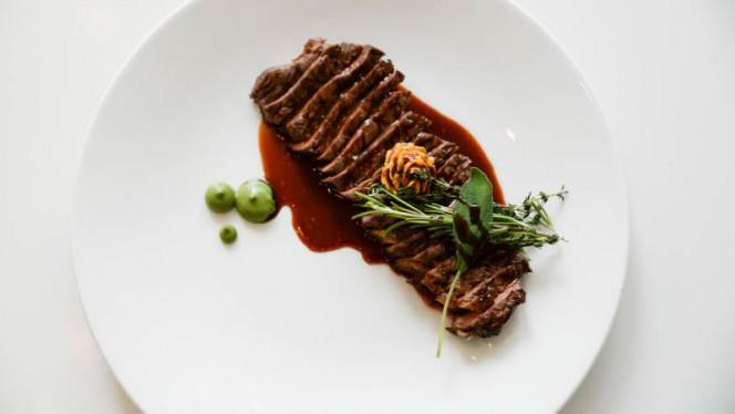 Steak - Brasserie Ambassade, Amsterdam
