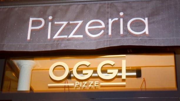 Oggi Pizze façade