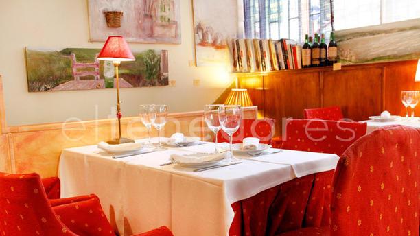 Casa Ormaza Vista mesa