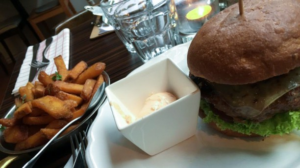 BarBeQue Restaurang och Bar Mat