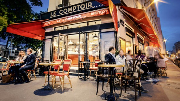 Le comptoir in paris restaurant reviews menu and prices - Le comptoir paris restaurant ...