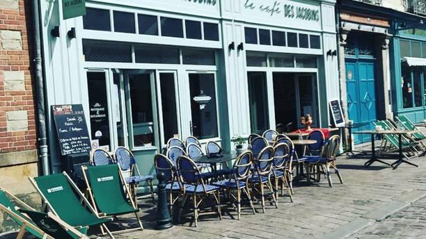 Le Café des Jacobins Façade du restaurant