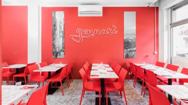 Pizzeria Gennarì - Umbria Veduta dell interno