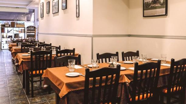 Restaurante Sei Lá!!! Sala