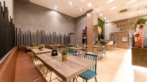 Cosmopolitan Bakery & Bistrot (Cava) Vista sala