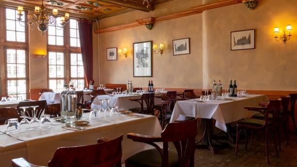 La Rose Blanche Salle du restaurant