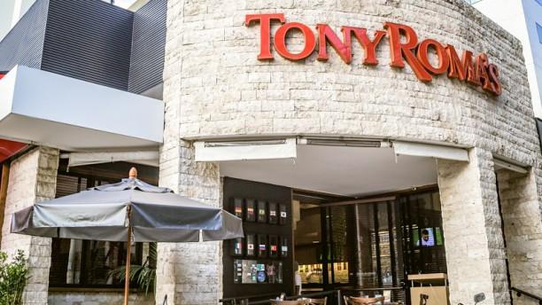 Tony Roma´s Entrada