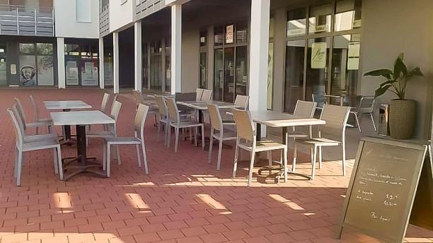 Restaurant Mazar Terrasse