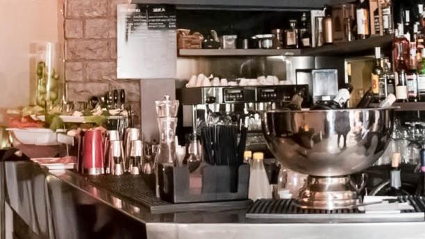 Bao Bar bancone