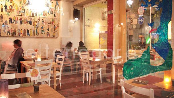 Dostrece Restaurante interior