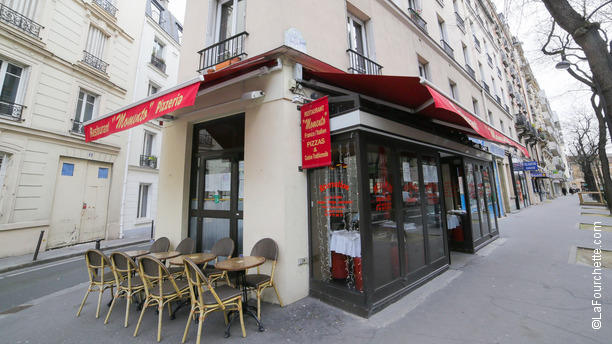 Momento Bienvenue au restaurant Momento, Paris 14ème