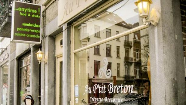 Au P'tit Breton Devanture