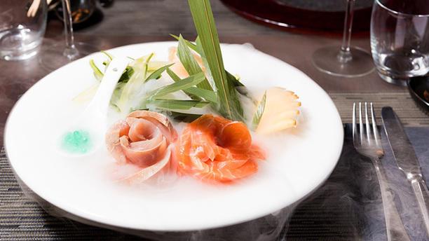Nikkei Brasilian Sushi & Grill Sashimi Nikkei