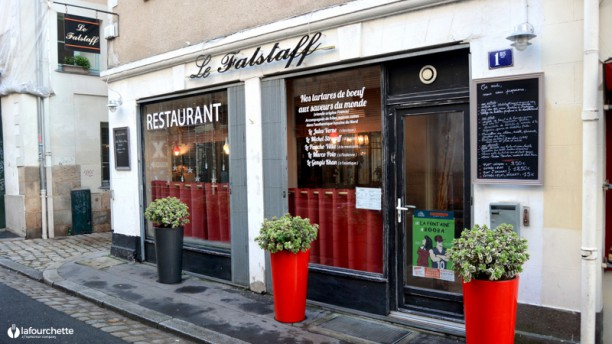 le falstaff nantes in nantes restaurant reviews menu and prices thefork. Black Bedroom Furniture Sets. Home Design Ideas