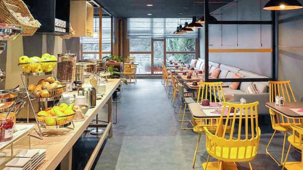 E-cone Restaurant - Mercure les Ulis Notre restaurant