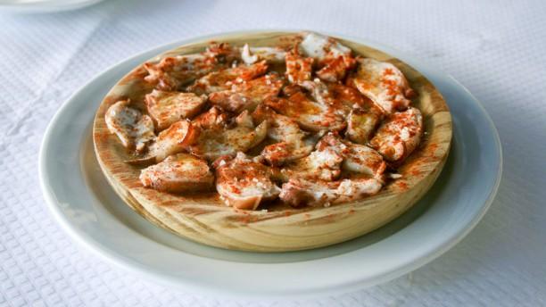 Centro Gallego Sugerencia del chef