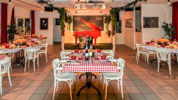 Studio Westerpark Restaurantzaal
