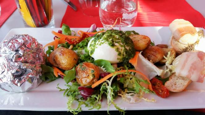 Suggestion de plat - La Nouvelle Table, Sausset-les-Pins