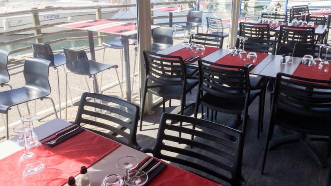 Terrasse - La Nouvelle Table, Sausset-les-Pins