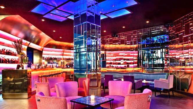 Vista da sala - Uptown Bar & Lounge, Lisboa