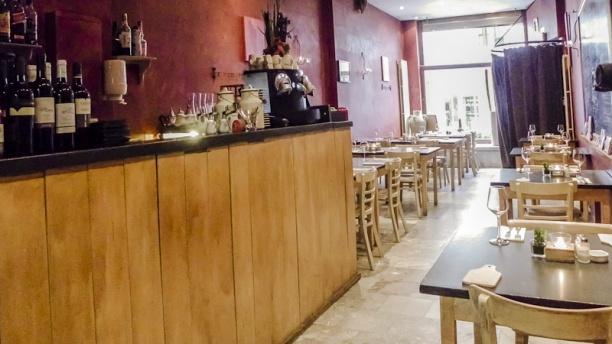 Restaurant l 39 atelier de jean bruxelles menu avis for Ateliers cuisine bruxelles