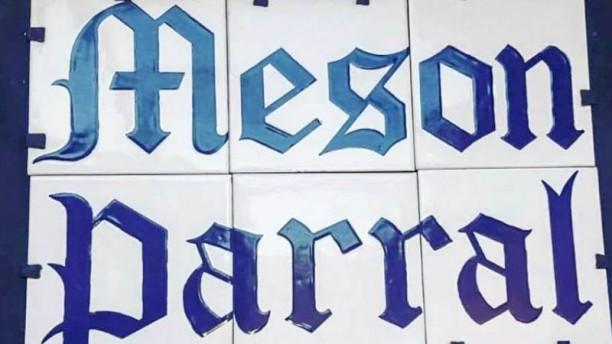 Mesón El Parral Detalle de decoración