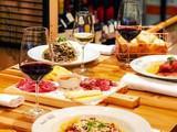 Vinho e Pasta Ravin Pasquale