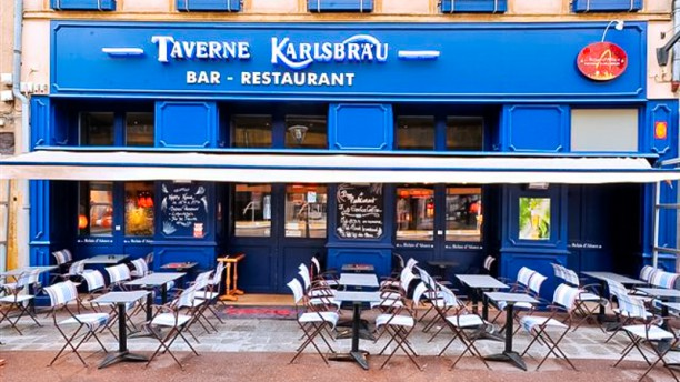 restaurante les relais d 39 alsace taverne karlsbr u en metz opiniones men y precios. Black Bedroom Furniture Sets. Home Design Ideas