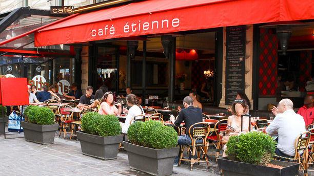 Cafe Etienne