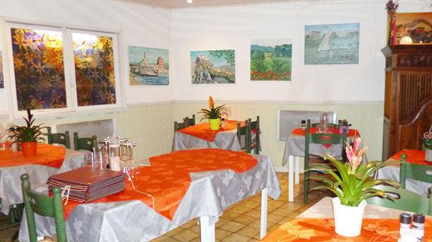 Restaurant La Grange à BoisdArcy (78390)  Avis, menu et  ~ Restaurant Bois D Arcy