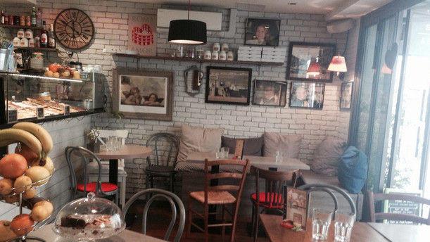 Restaurant Paparazzi Paris La Fourchette