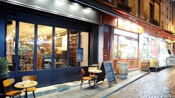 """Bienvenue au restaurant """"Les 5"""" - Les 5, Paris"""