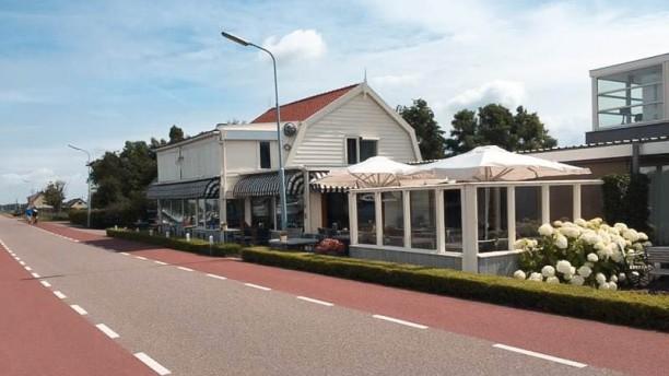 Brasserie Puck Ingang