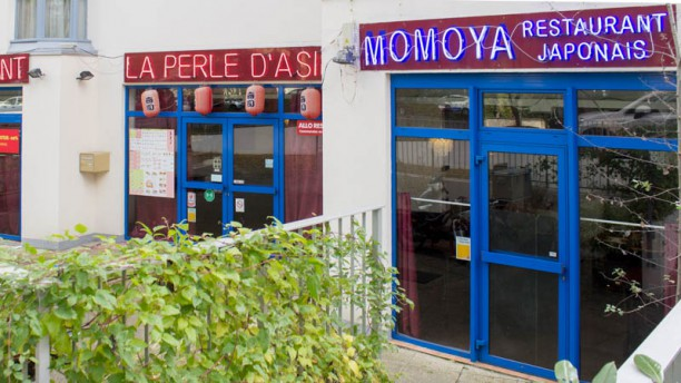 Momoya Devanture