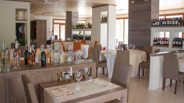 Corte Sconta (Hotel La Torre) Sala del ristorante