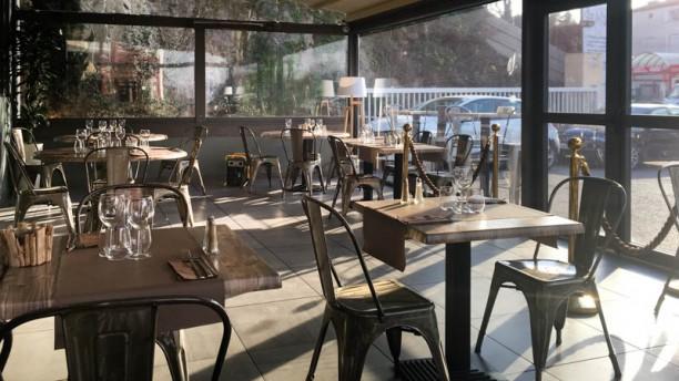 Restaurante carte blanche en marseille men opiniones - Les grandes tables de la friche ...