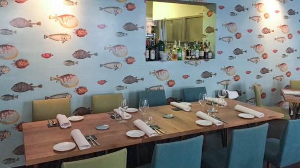 Casa Coppola Sala del ristorante