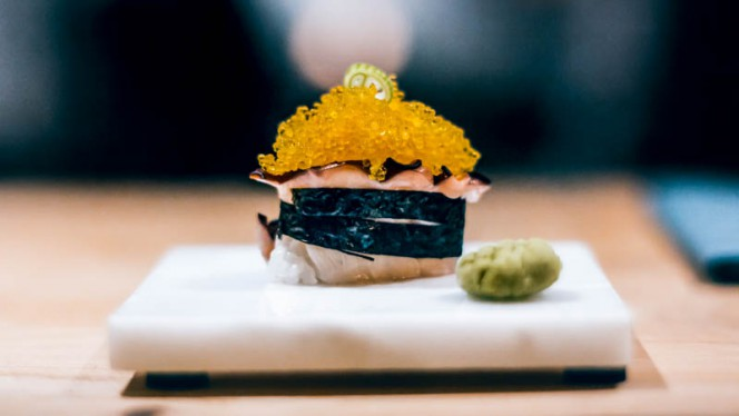 Sugerencia de plato - Art & Sushi Madrid, Madrid