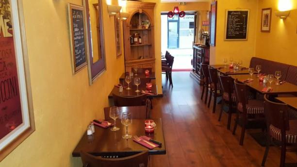 Restaurant Mezzo Ville