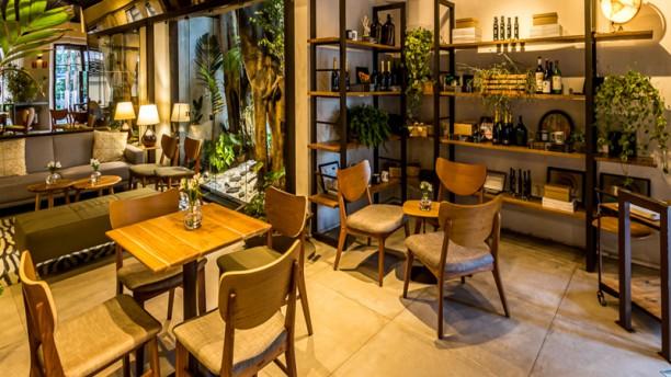 Mondo Gastronômico Sala