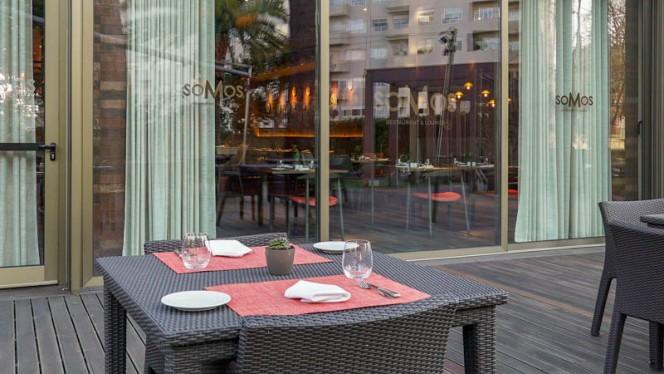 Esplanada - soMos Restaurant & Lounge, Porto