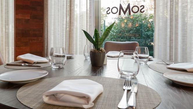 Vista do interior - soMos Restaurant & Lounge, Porto