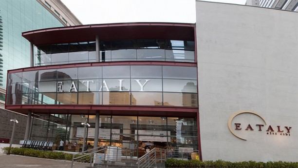 Eataly - Restaurante La Pasta & La Pizza Fachada