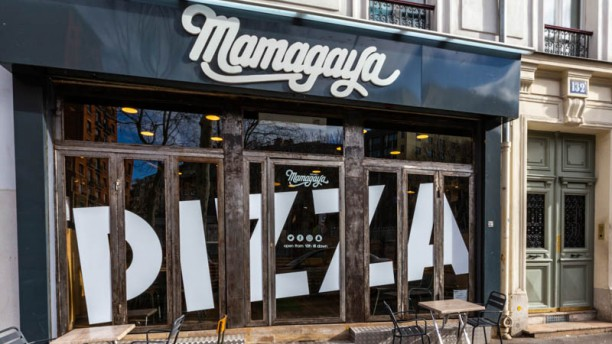 Mamagaya Devanture
