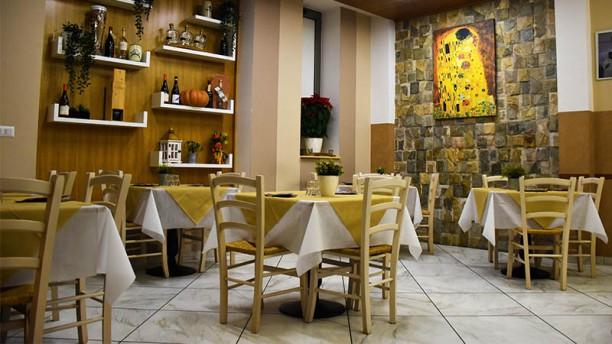 Pizzeria D' & G Vista sala