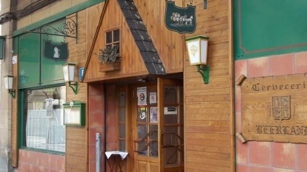 Beerland Vista de la fachada
