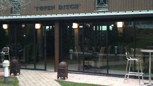 Open Ditch Devanture