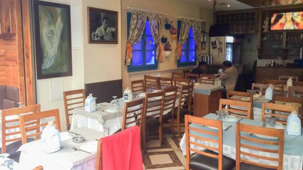 Nisan Balık Dining hall