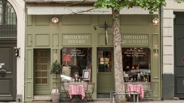 Le Domaine de Chavagnac - République Le restaurant