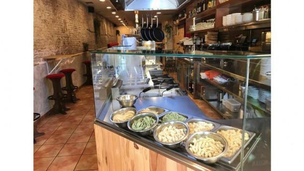 Restaurante la padella en barcelona paseo de gracia - Restaurantes en paseo de gracia barcelona ...